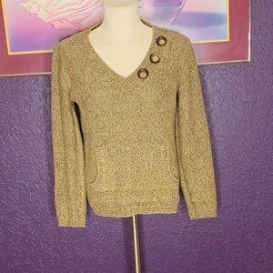 Christoper & Banks sweater •SZ S